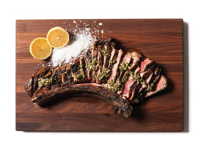 Fire-Grilled Steak from Martina in Linden Hills, Minneapolis