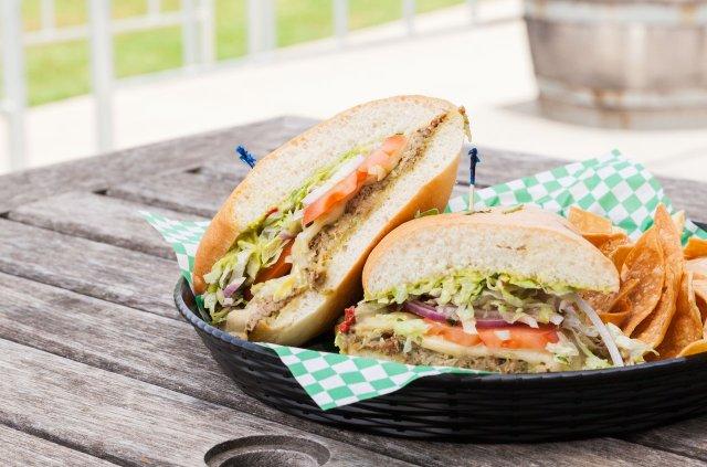 Hyland Grill Sandwich