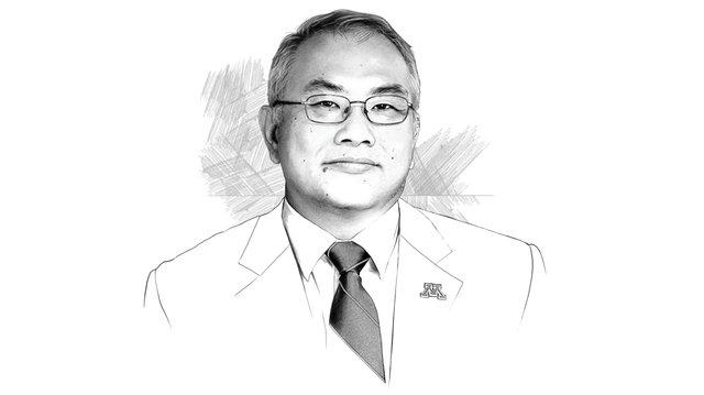Dr Clark Chen of University of Minnesota Medical School