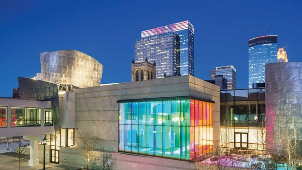 Downtown Minneapolis expansions