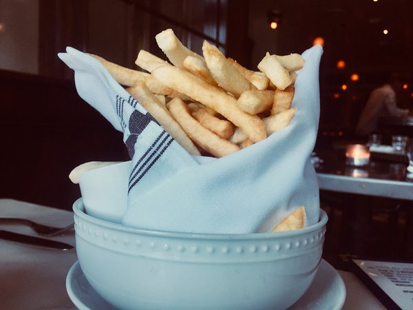 St. Genevieve Frites