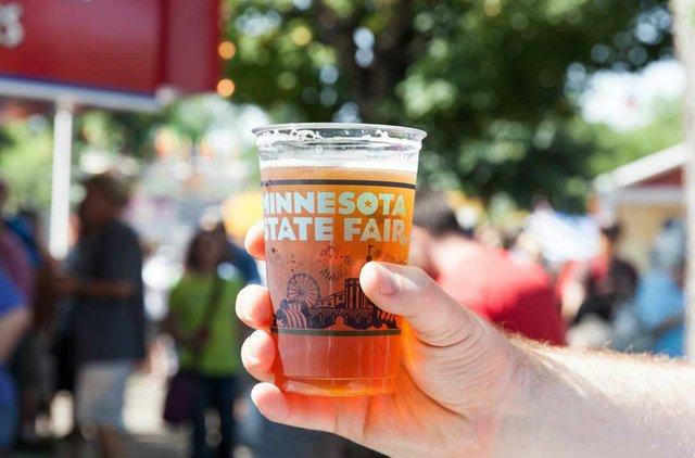 Minnesota State Fair beer