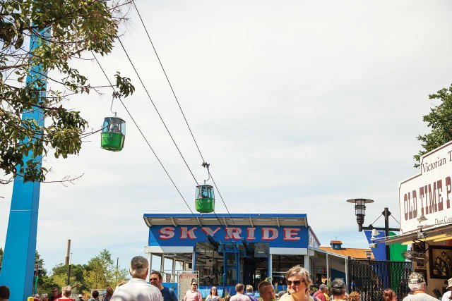 State Fair Skyride