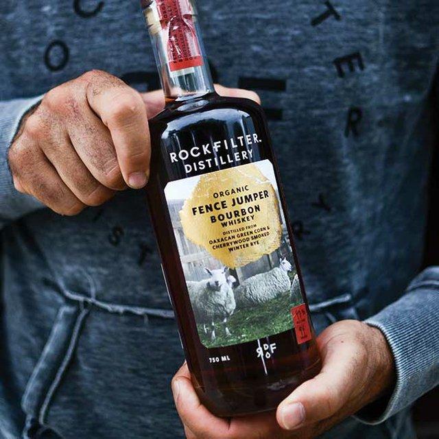 Rockfilter Distillery Fence Jumper Whiskey