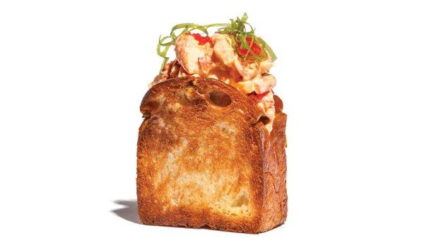 Lobster Roll from Octo Fishbar in St. Paul
