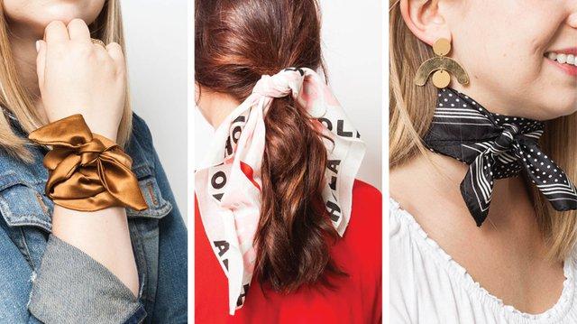 Bandana Scarves trend