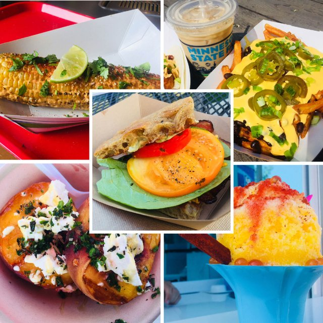 Top 5 State Fair foods 2018