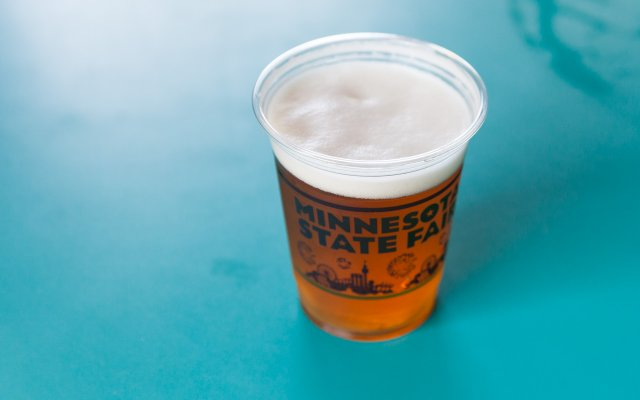 Funnel Cake Cream Ale at the Minnesota State Fair