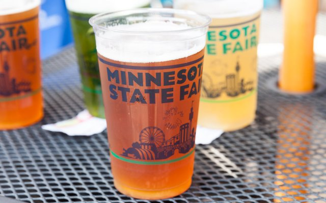 Orange Cream Ale from OGaras at the Minnesota State Fair