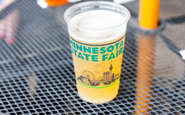 St. Apple Ale from OGaras at the Minnesota State Fair