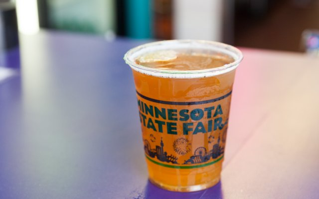 Key Lime Pie Beer at the Minnesota State Fair