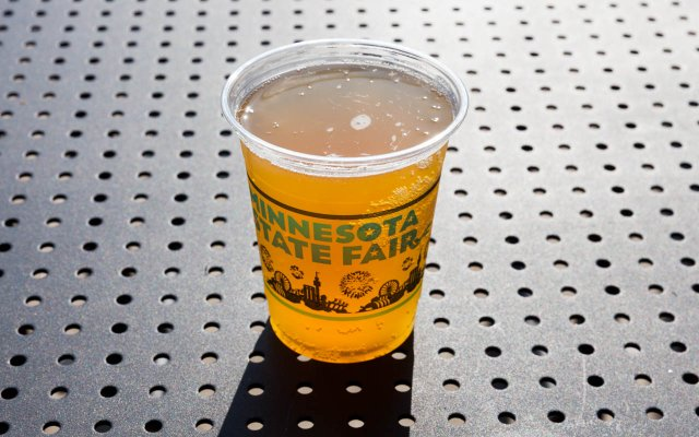 Starkeller beer at the Minnesota State Fair