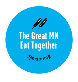 The Great MN Eat Together Minnesota State Fair button