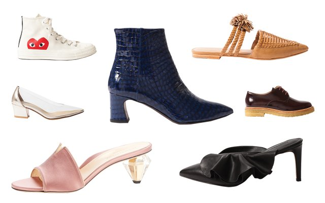 Fall shoe styles