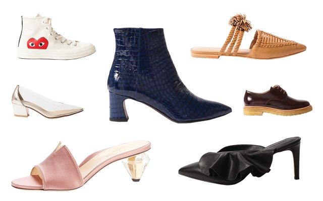 Fall shoe styles
