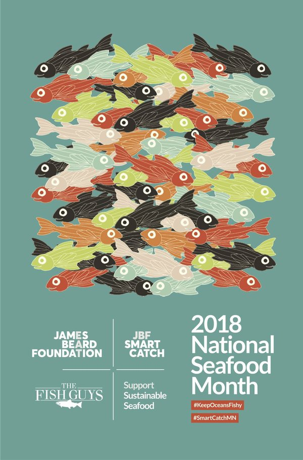 JBF 2018 National Seafood Month