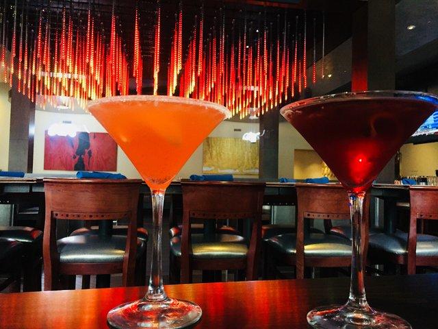Prime 6 cocktails