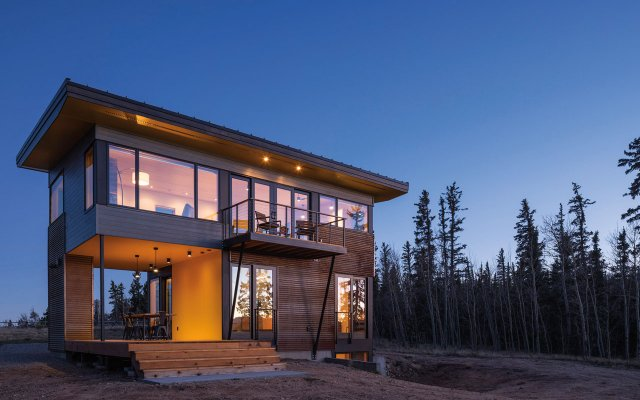 Sala Architects remodeled home exterior