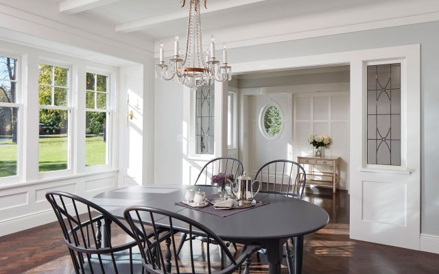 TEA2 remodeled dining room