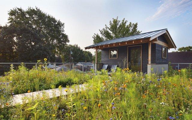 SALA Architects sauna