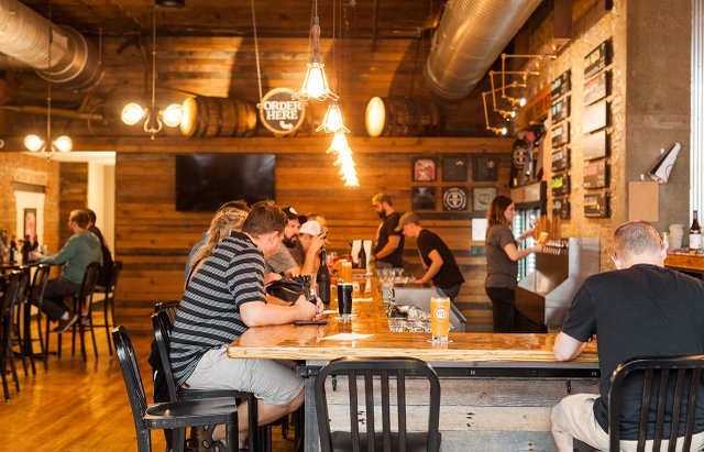 Barrel Theory taproom
