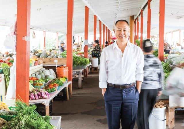 Toua Xiong, creator of St. Paul's HmongTown