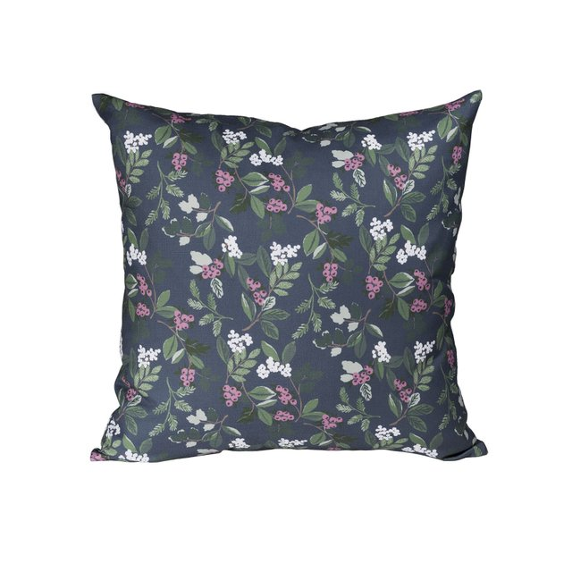 Winter Berry Pillow