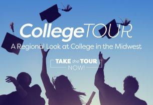College Tour home