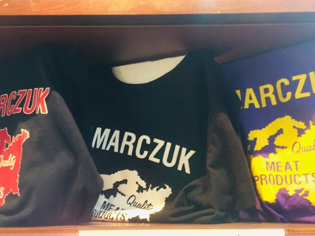 Kramarczuk tee-shirts