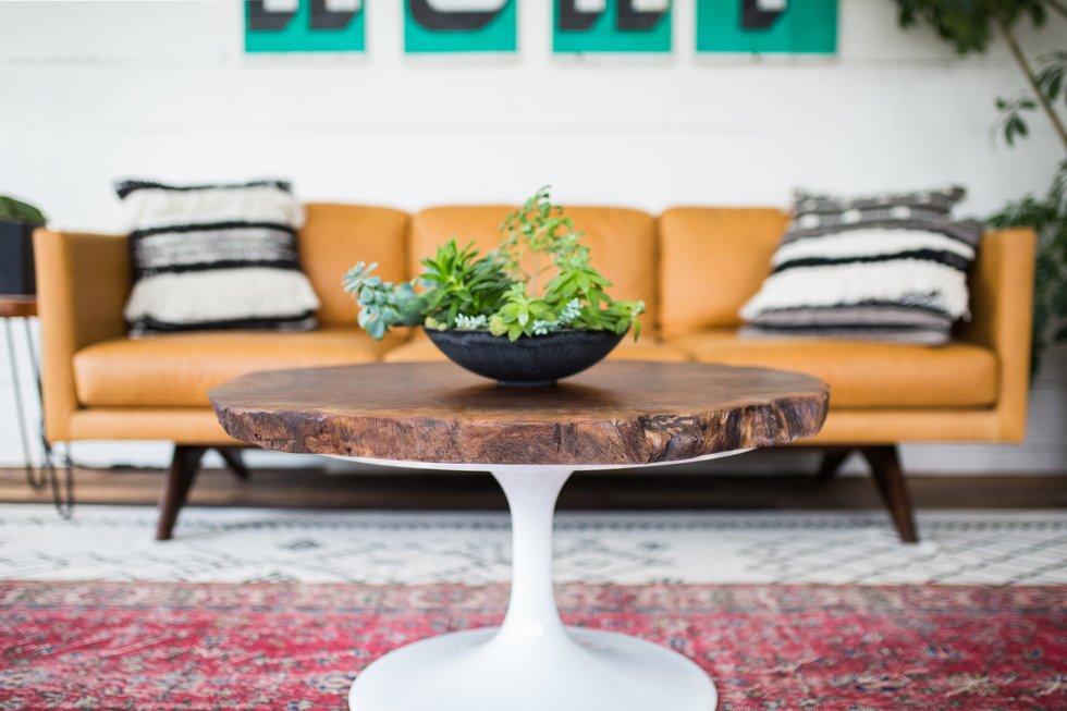 Check Out: Timber U0026 Tulipu0027s New Showroom