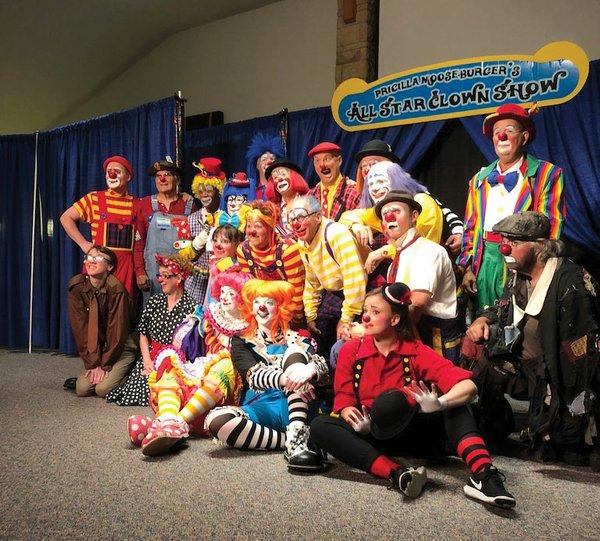 Clown camp