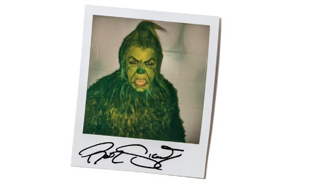 Reed Sigmund, How the Grinch Stole Christmas