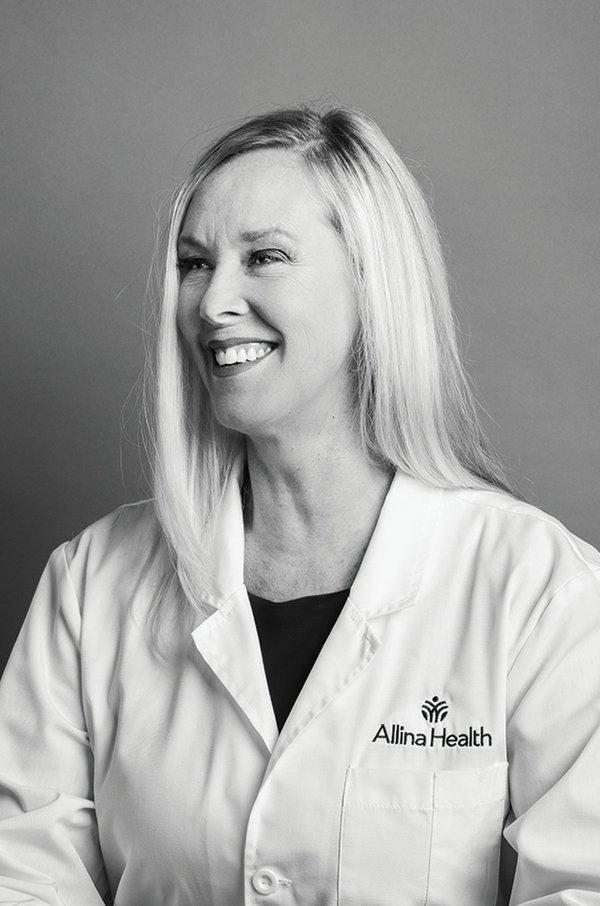 Jill May, Allina Health—Virginia Piper Cancer Institution, Abbott Northwestern Hospital