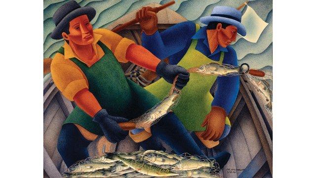 Red Lake Fisherman
