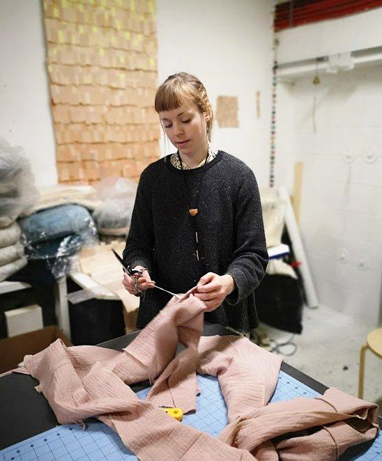 Maggie Dimmick of Ethel Studio