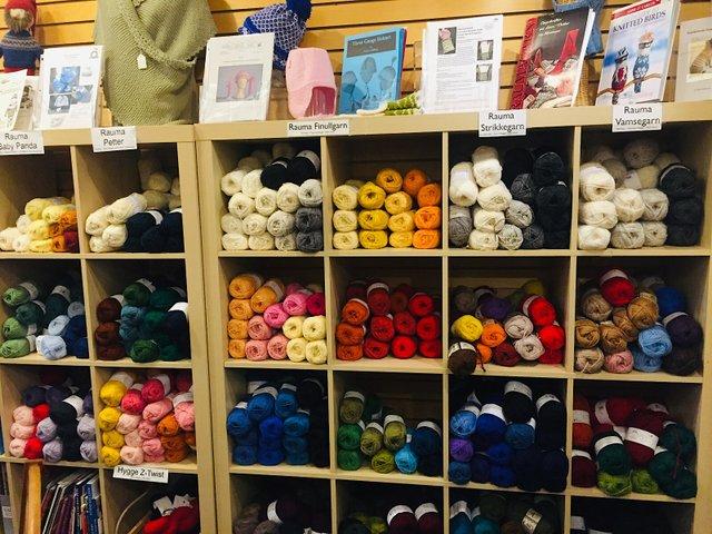 Ingebretsen's yarn