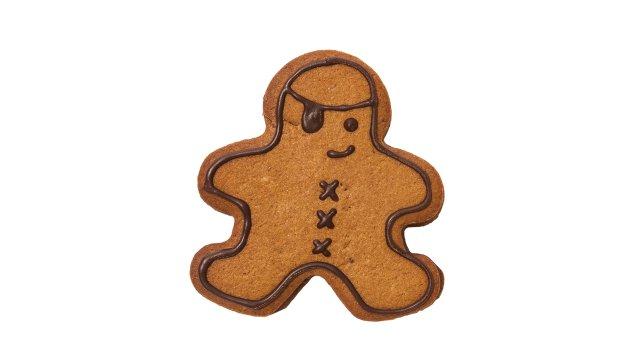 Gingerbread man from Salty Tart