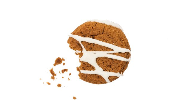 Ginger cookie from Kowalski's