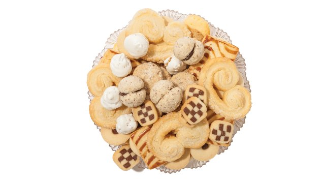 Cookie tray from Cossetta
