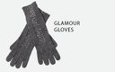 Sparkle gloves by Kinross, from dugo