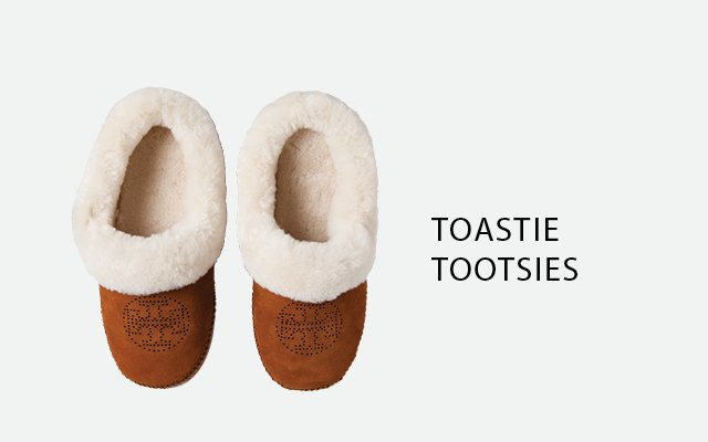 Suede Slippers by Tory Burch from Pumpz & Co.
