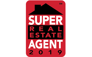Super Real Estate Agent 2019 Logo