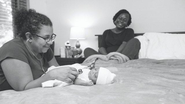 Roots Community Birthing Center, North Minneapolis