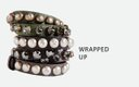 Bracelets by Ronald Pineau