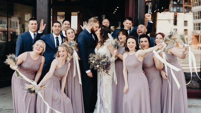 Diamond Awards 2018 - Real Wedding Winner