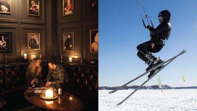 Constantine-snowkiting