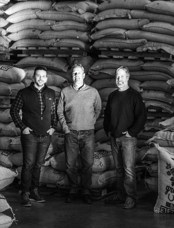 Café Imports team