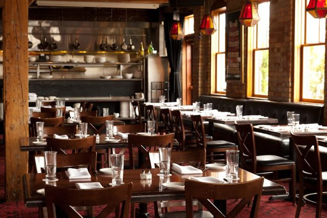 Red Stag Supper club Restaurant