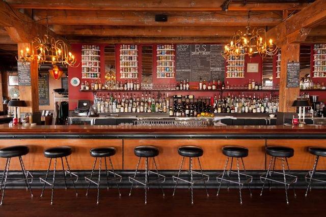 Red Stag Supper club Restaurant bar