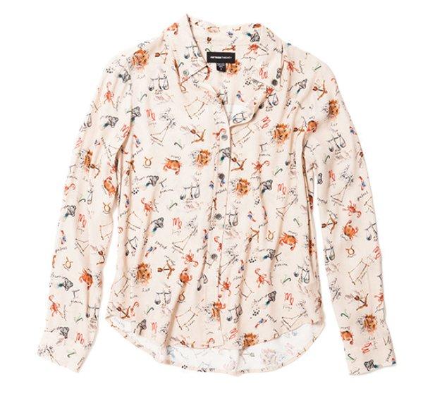 Horoscope blouse